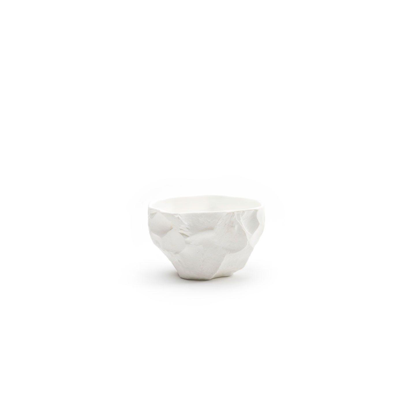 Crockery Bowl Small White