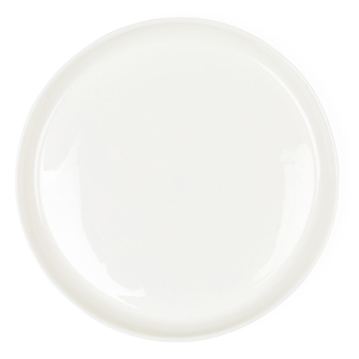 Porcelain Milk White Side Plate
