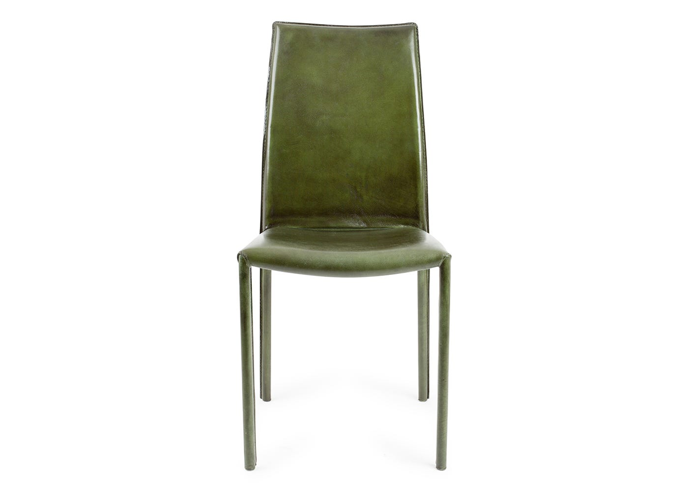 Buffalo Side Chair In Vintage Green