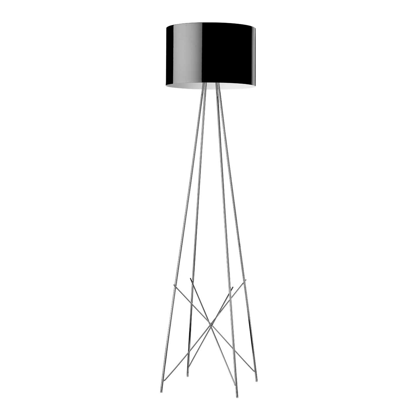 Ray F2 Floor Lamp Metal Diffuser