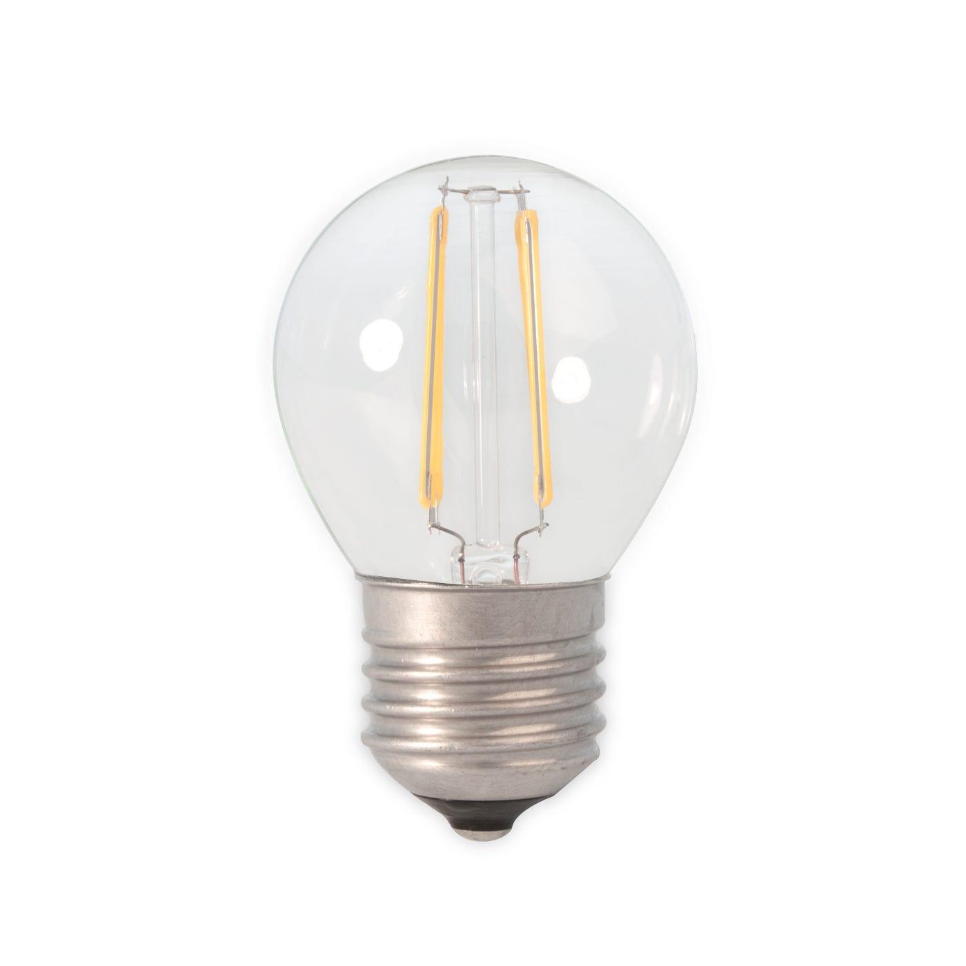 Ball LED E27 Filament Bulb 3.5W