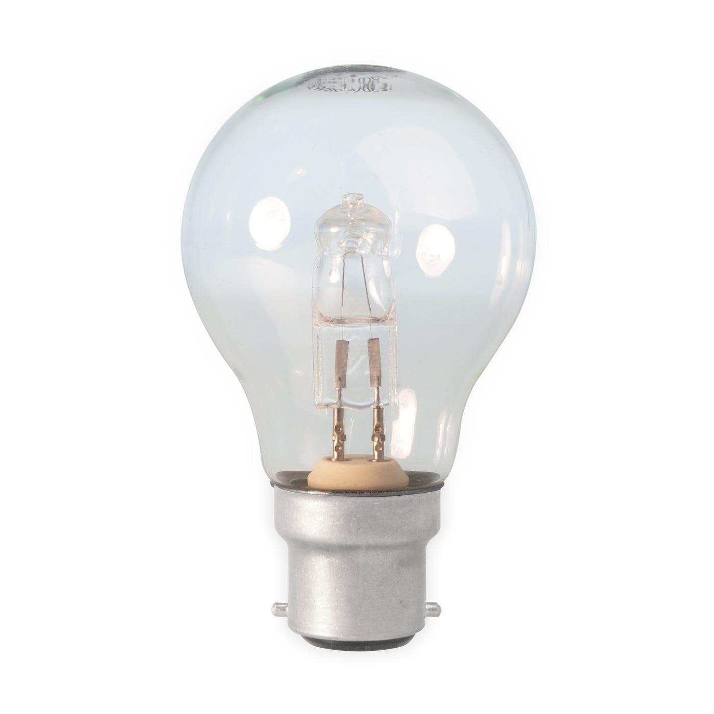 Halogen Lamp Clear 28W B22