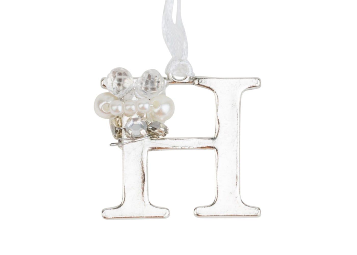 Alphabet Decoration H