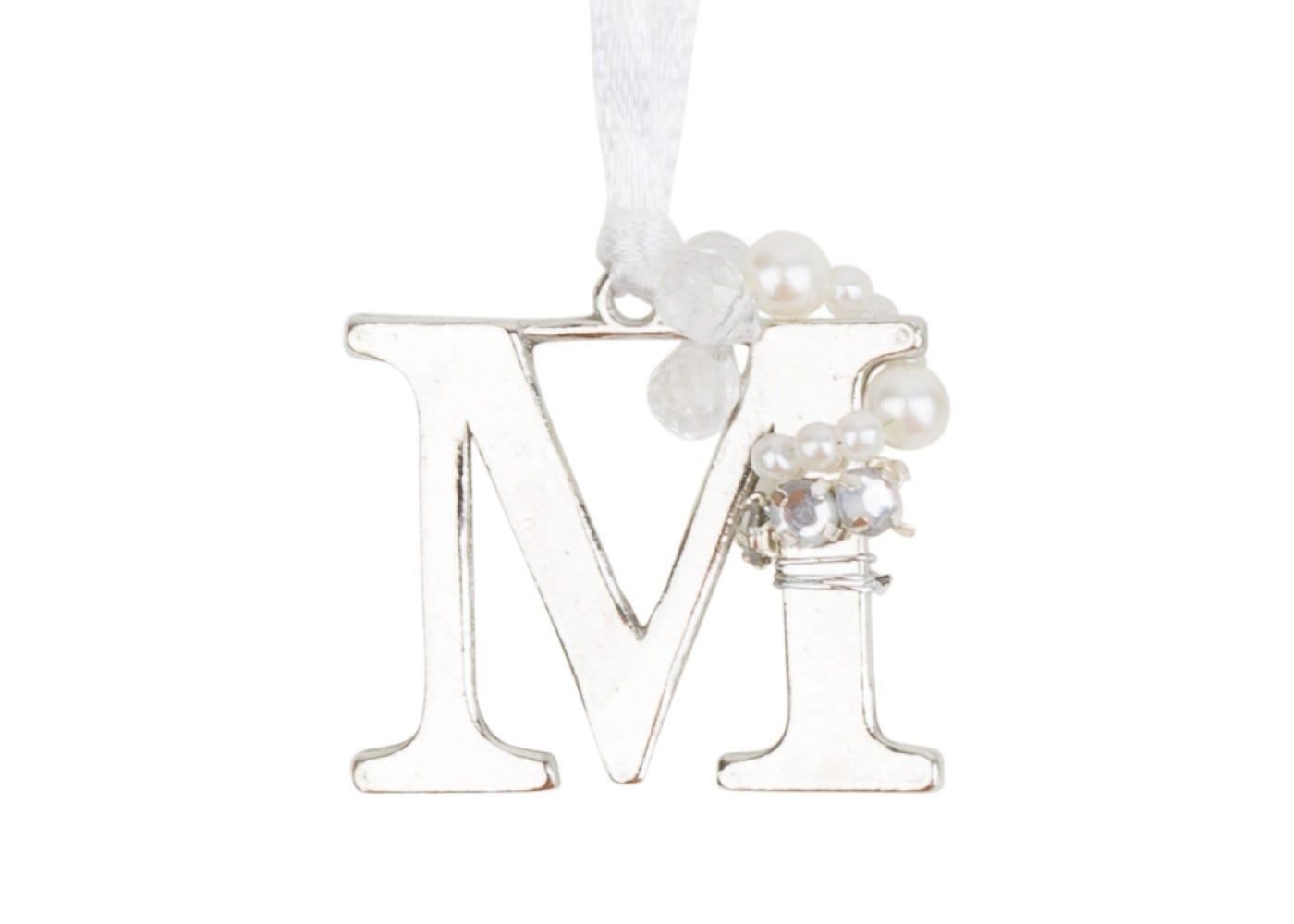 Alphabet Decoration M