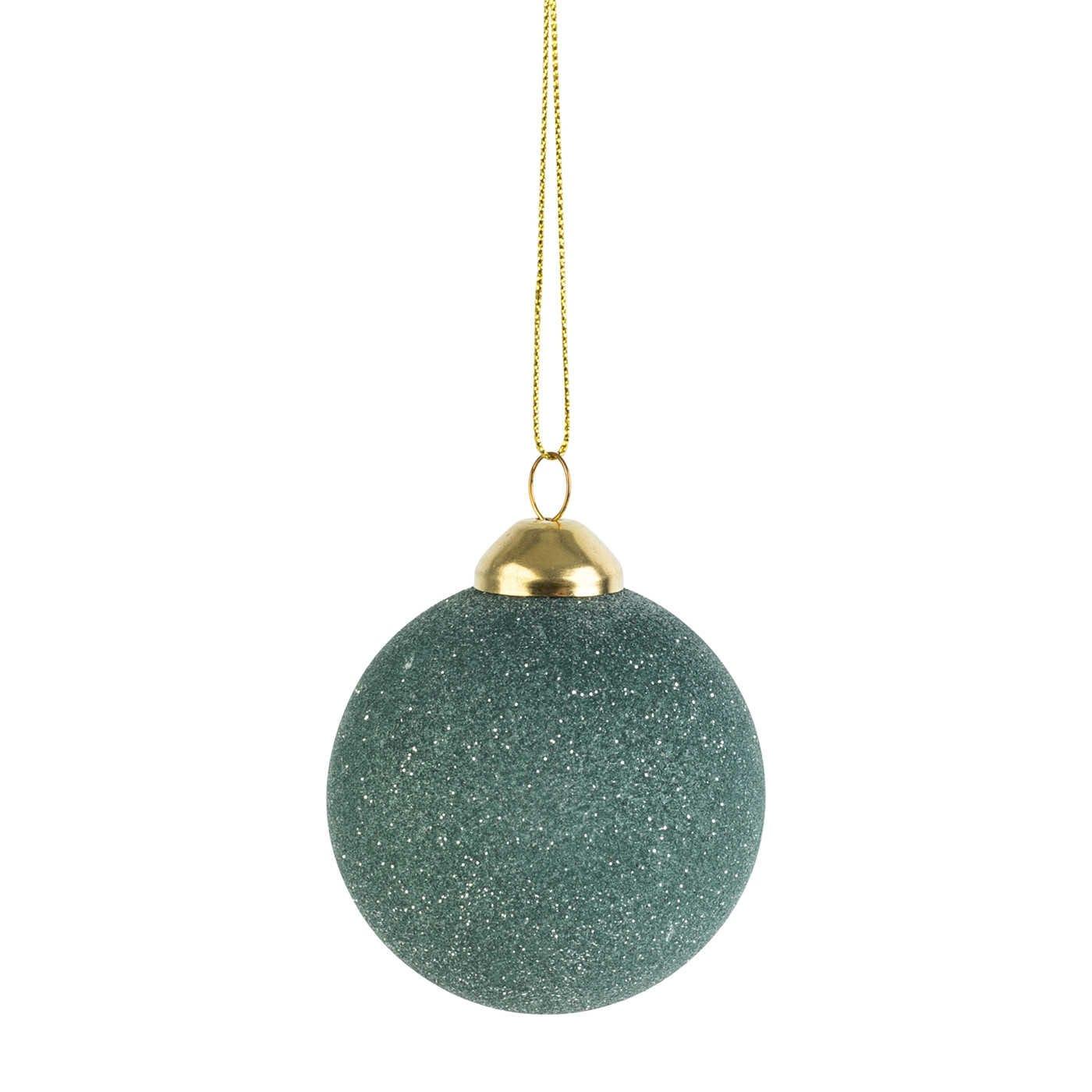 Glitter Jade Decoration