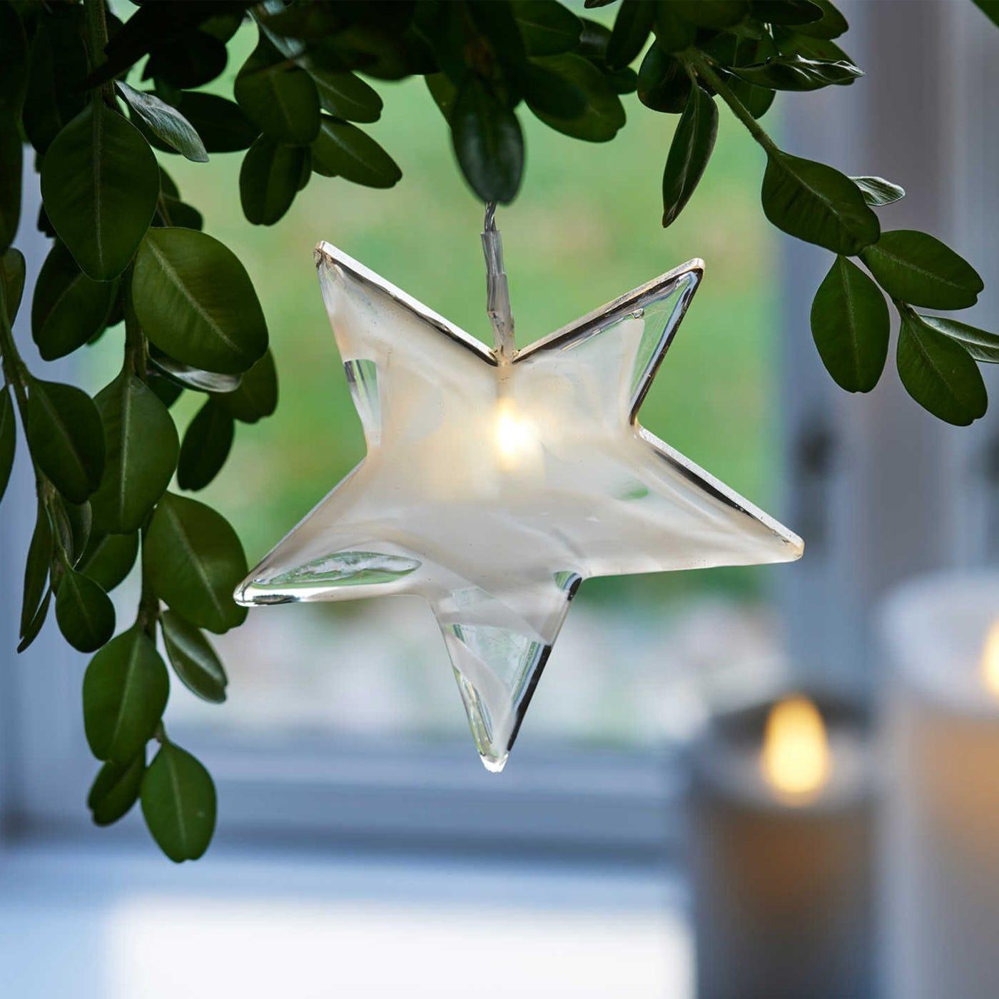 Agnes Hanging Light Star 10cm