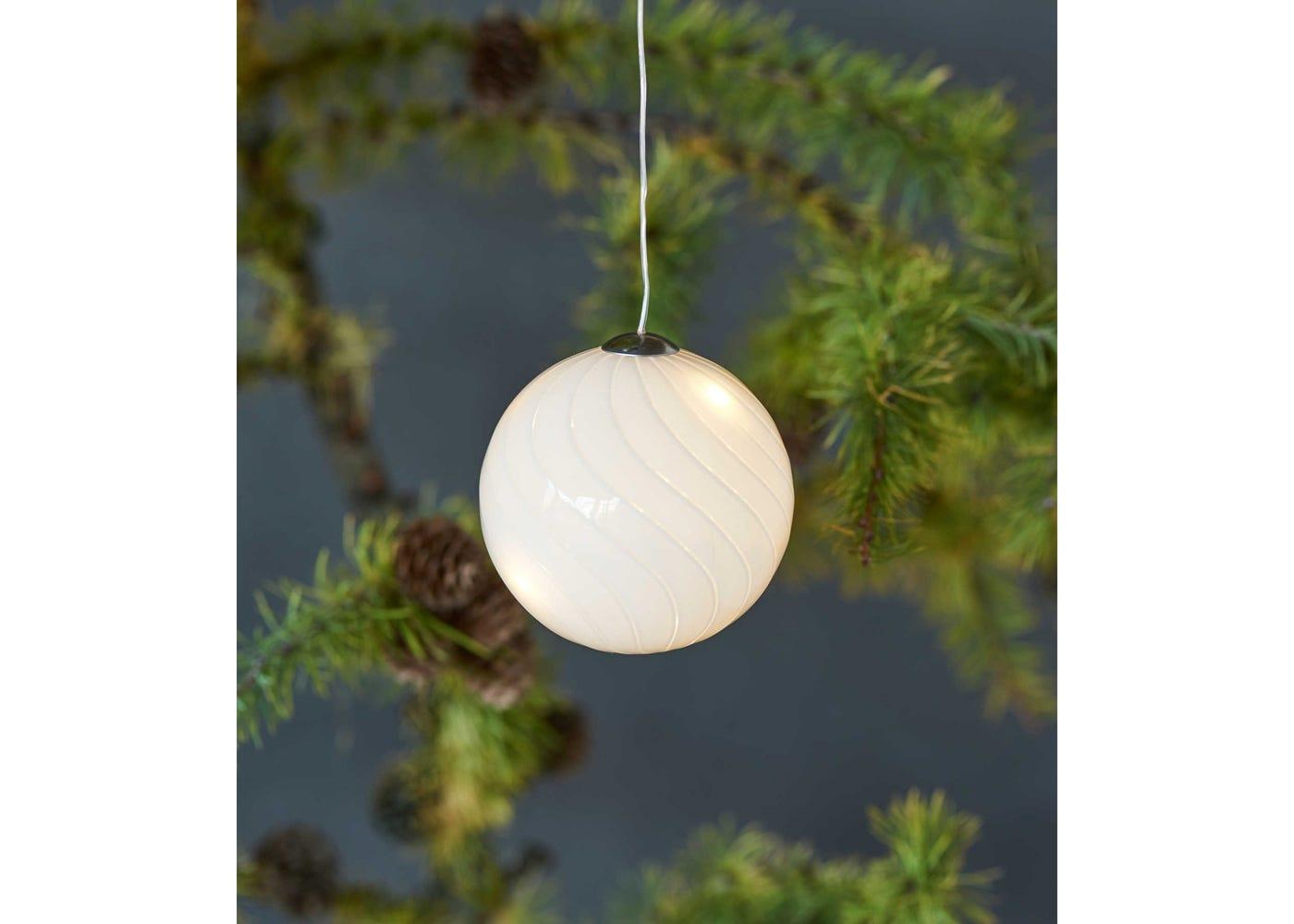 Heaven Ball 10 LED Hanging Lights 7.5cm