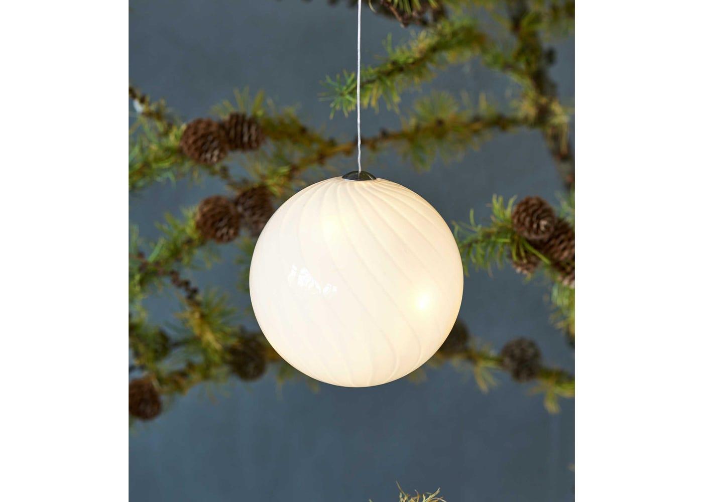 Heaven Ball 16 LED Hanging Lights 10cm