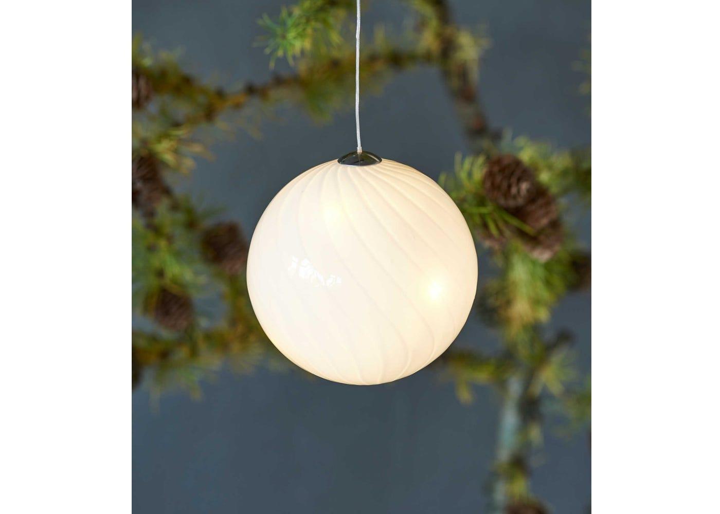 Heaven Ball 20 LED Hanging Lights 12cm