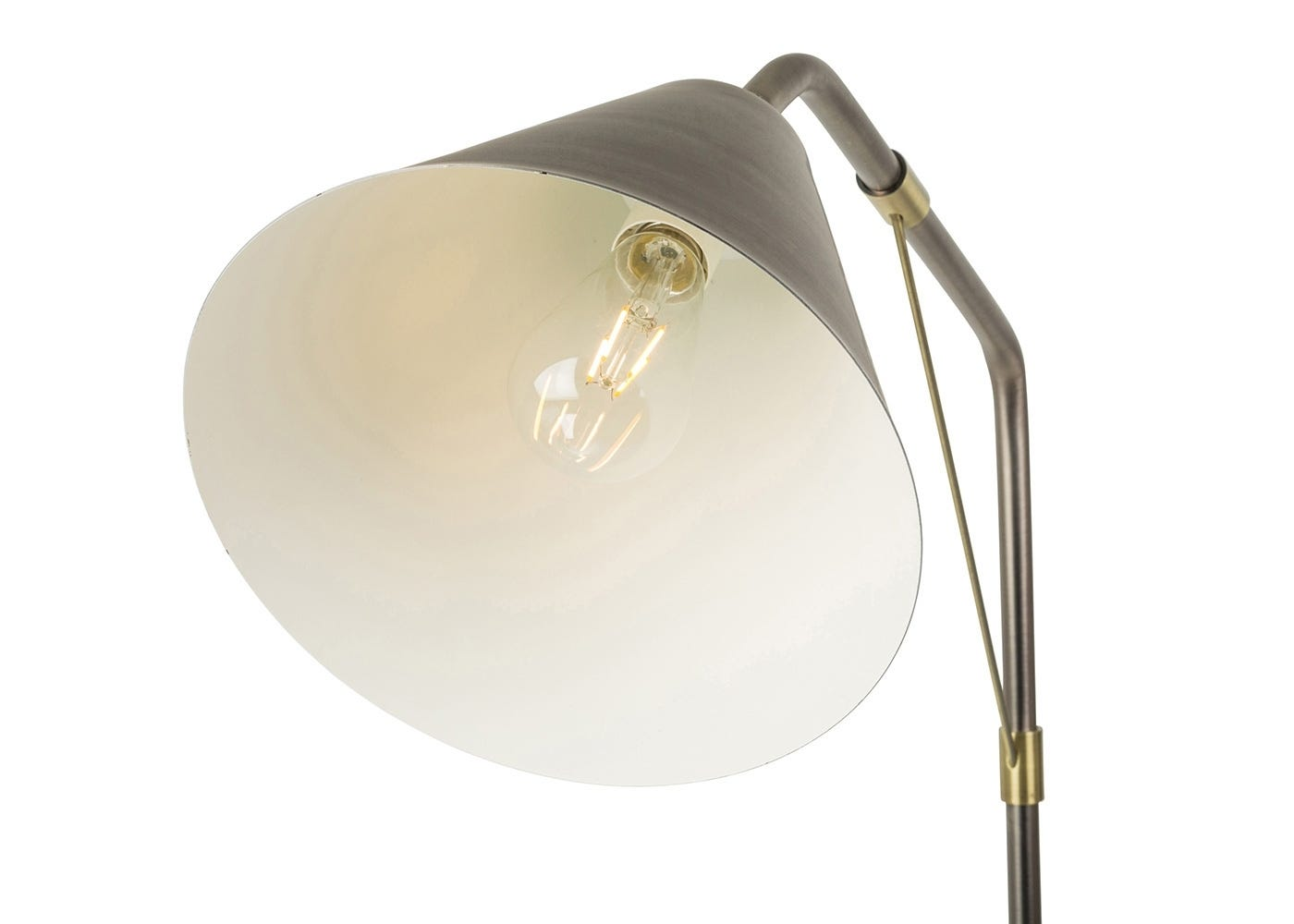 Heals hayden floor lamp heals shade for aluminium light aloadofball Choice Image