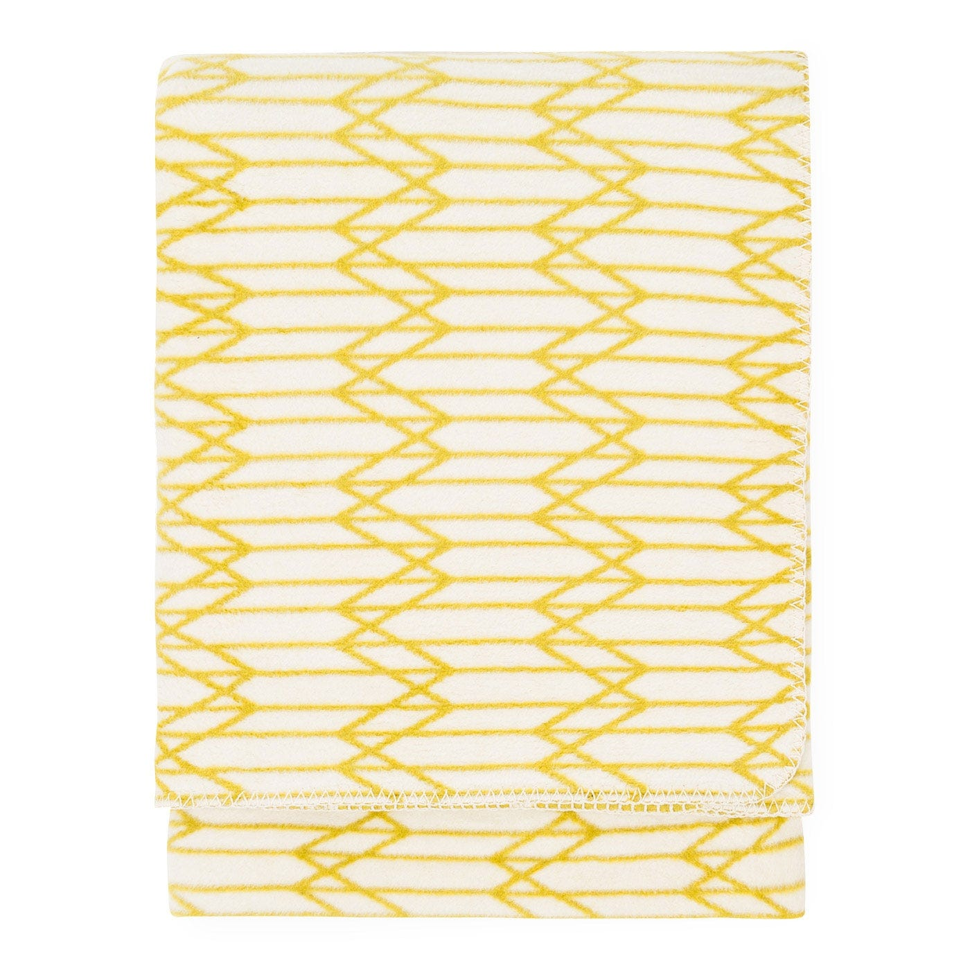 Savona Throw Yellow