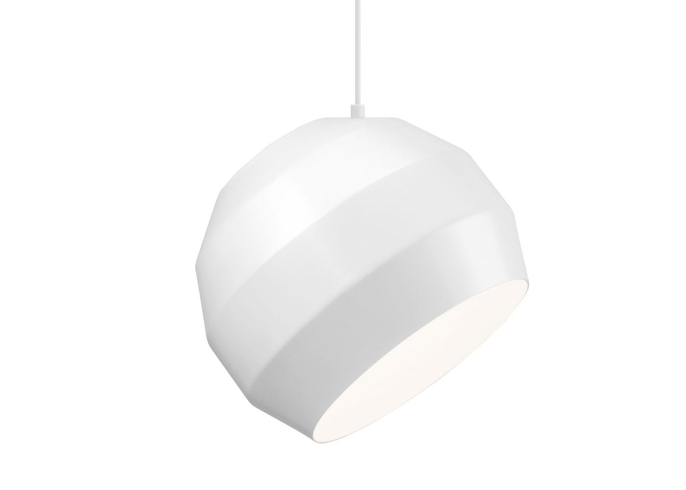 Pitch pendant white
