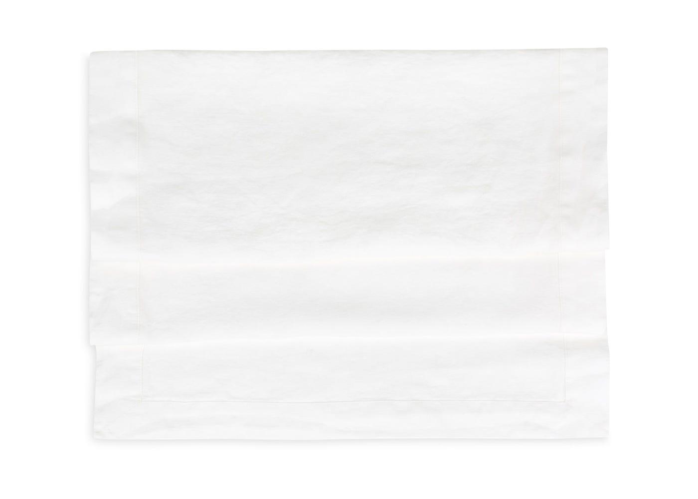 Heal's Linen Runner Cream White