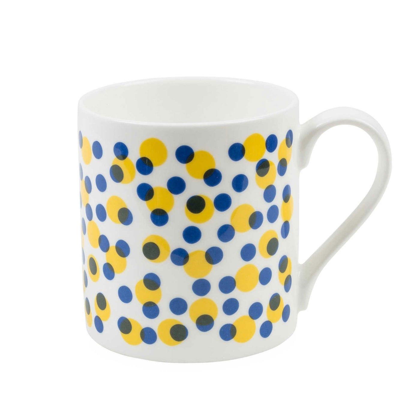 Pattern Dot Jump Mug