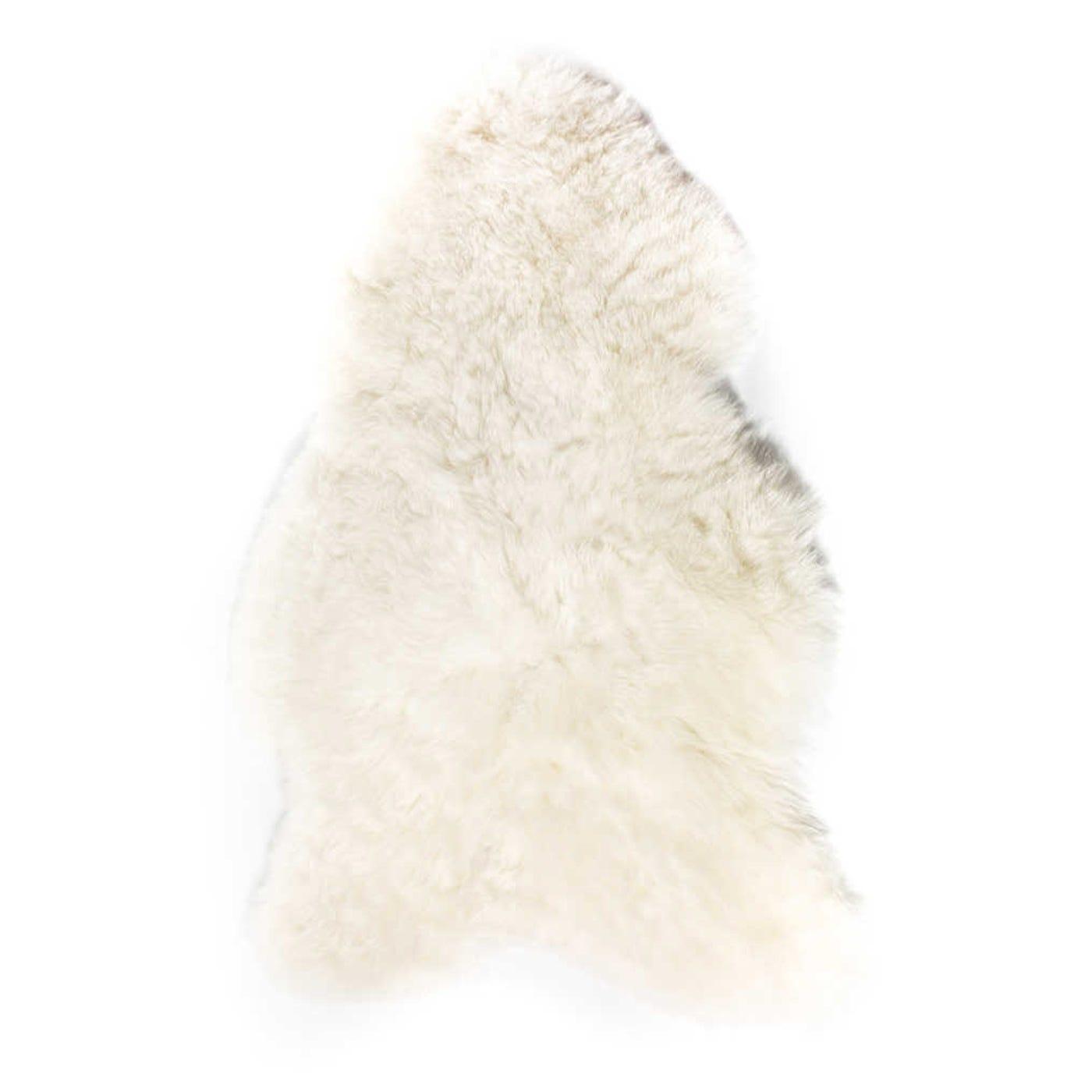Icelandic Sheepskin Shorthaired Rug