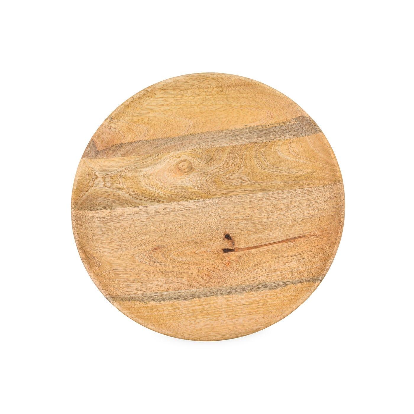 Jia Wood Platter Small