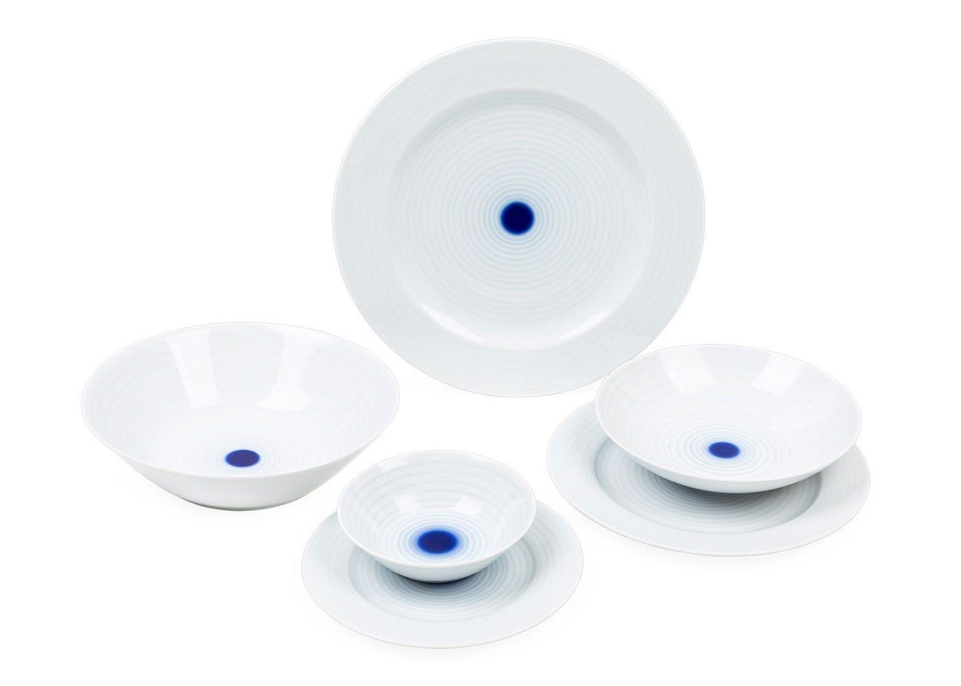 Spiral Dinnerware Range