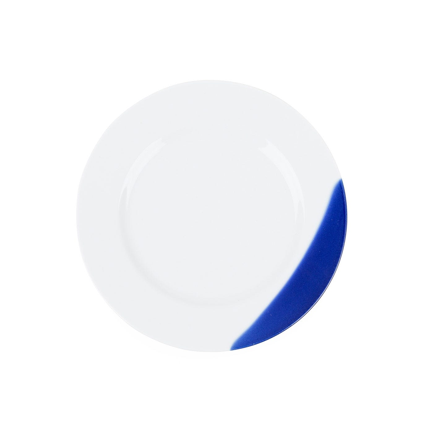 Touch of Blue Side Plate