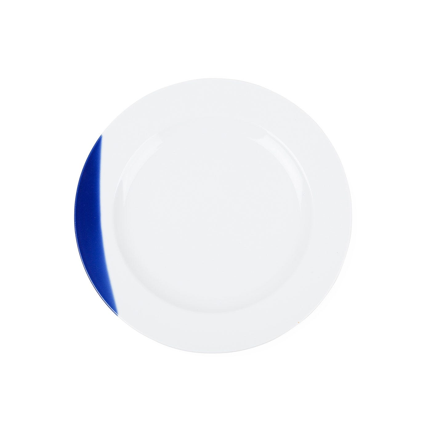 Touch of Blue Charger Plate