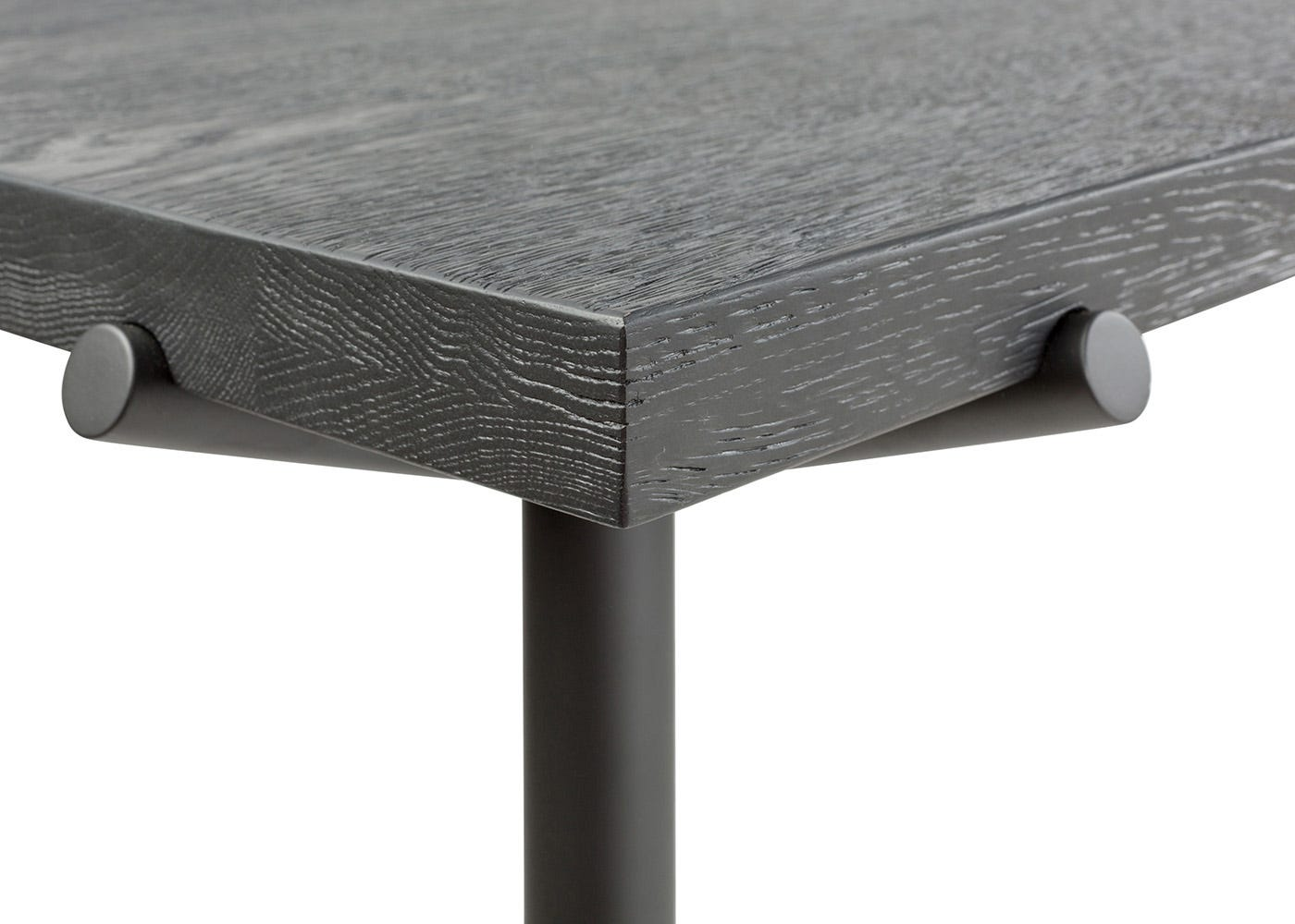 Blu Dot Branch Dining Table Black Stain Heal S