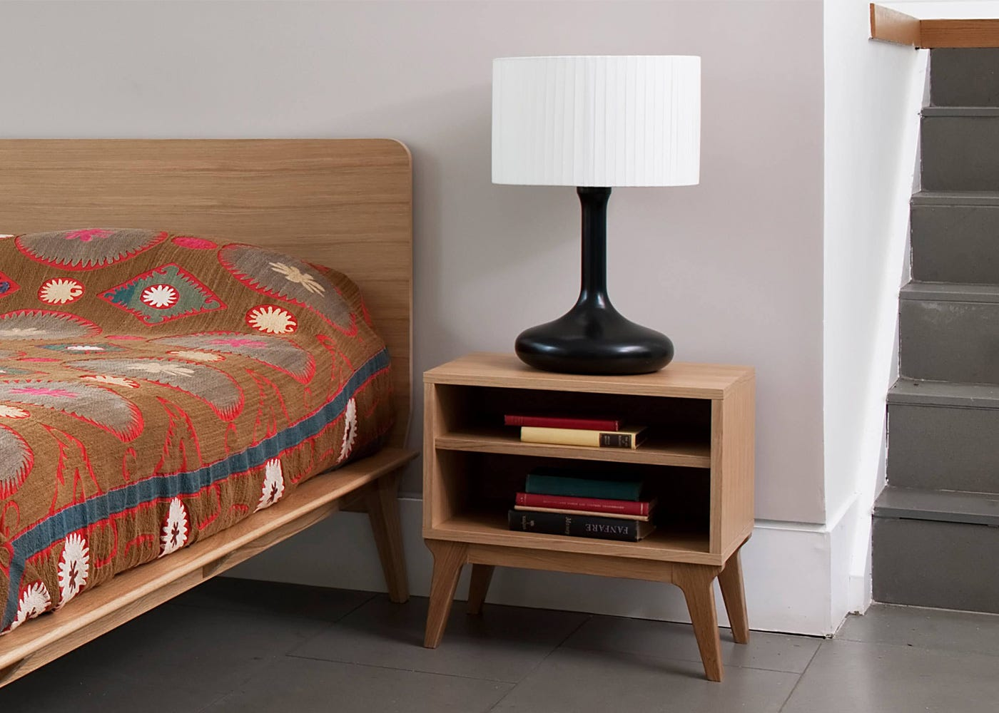 Valentine Bedside Table New Furniture AW17 New Autumn Winter