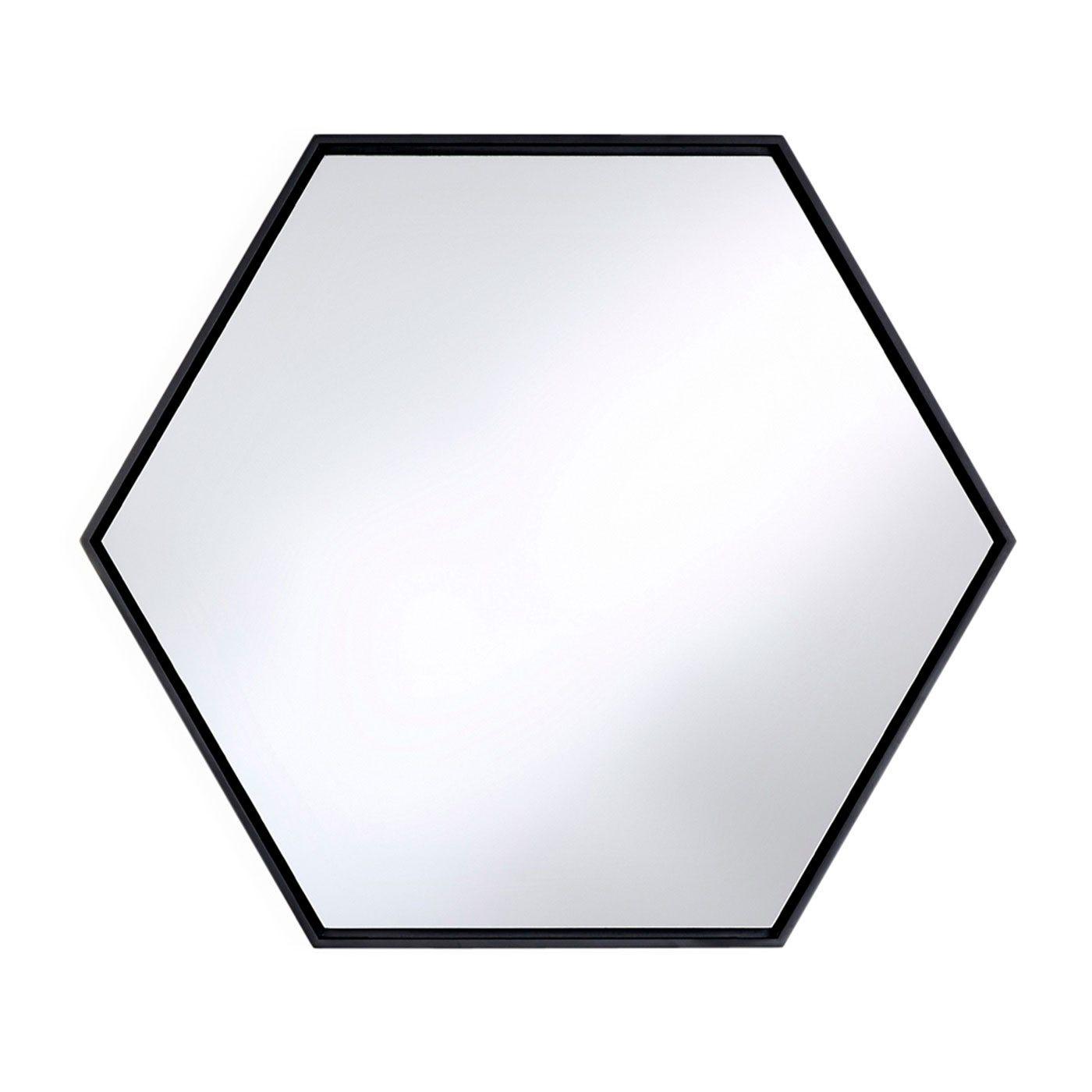 Lina Hex Mirror