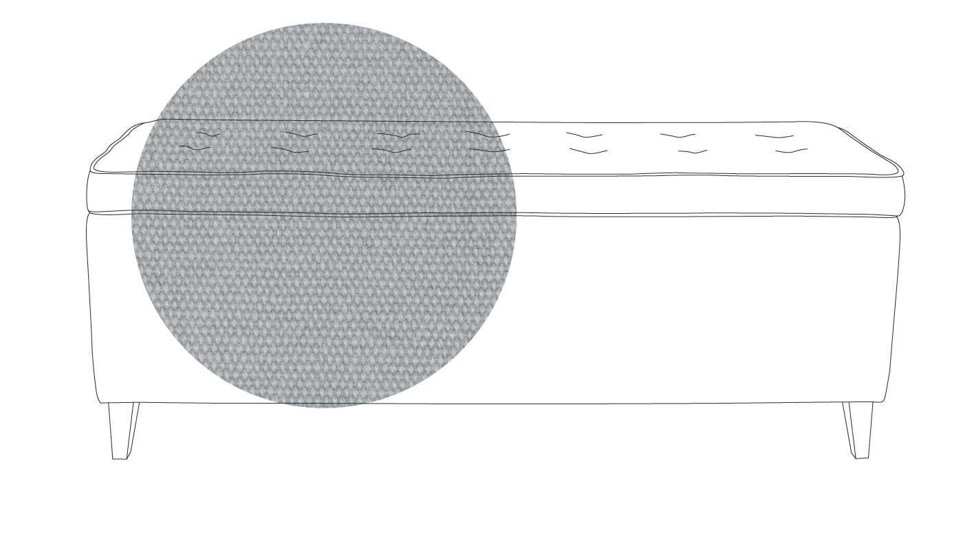 Mistral Blanket Box