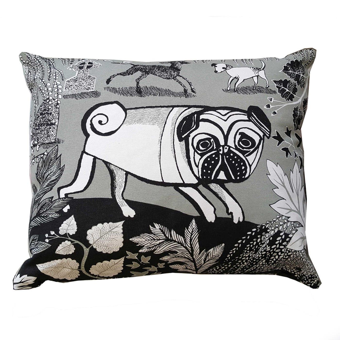 Cushion Pug