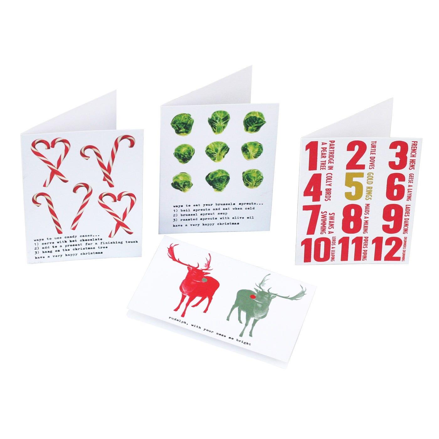 Christmas Cards Mixed Box 1