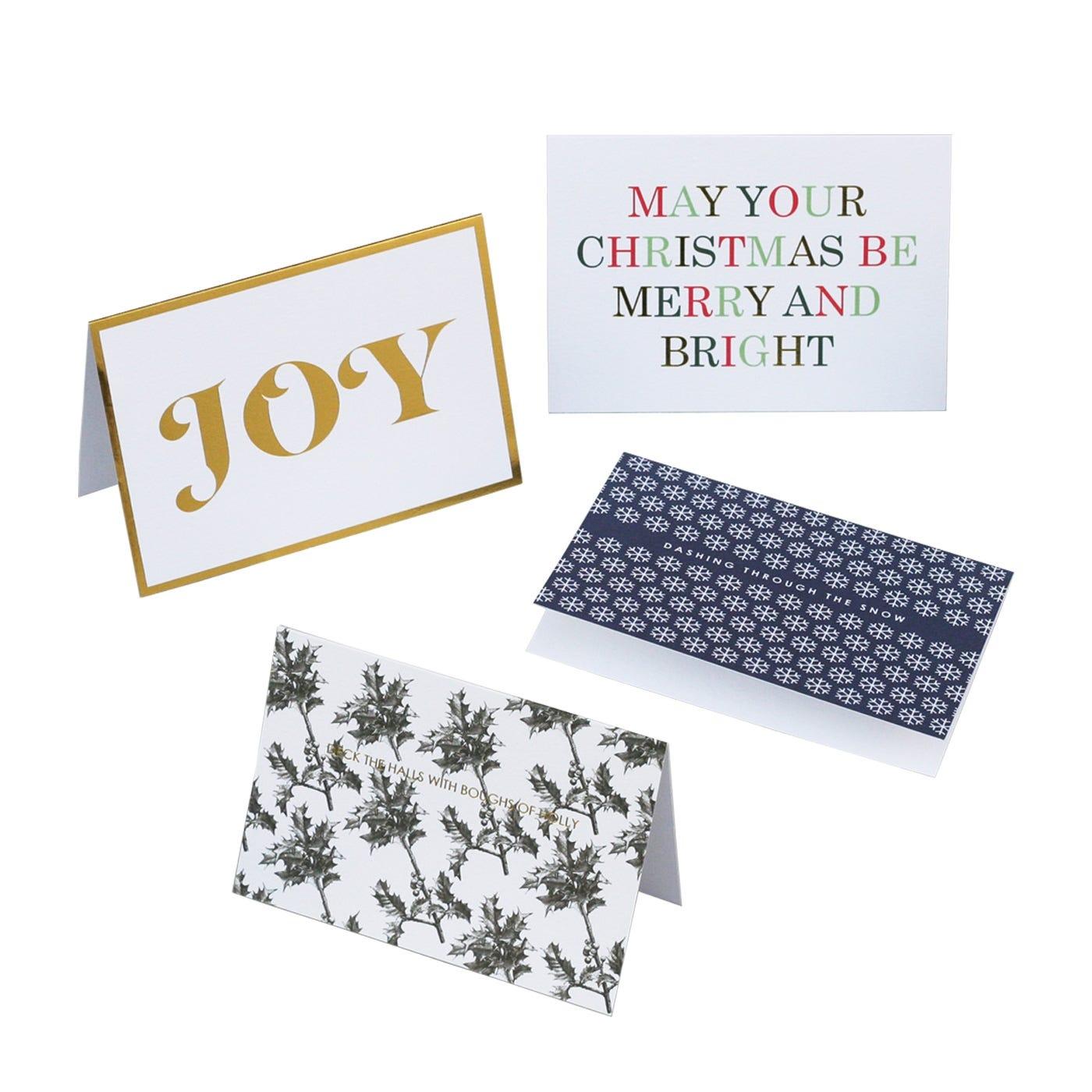 Christmas Cards Mixed Box 3