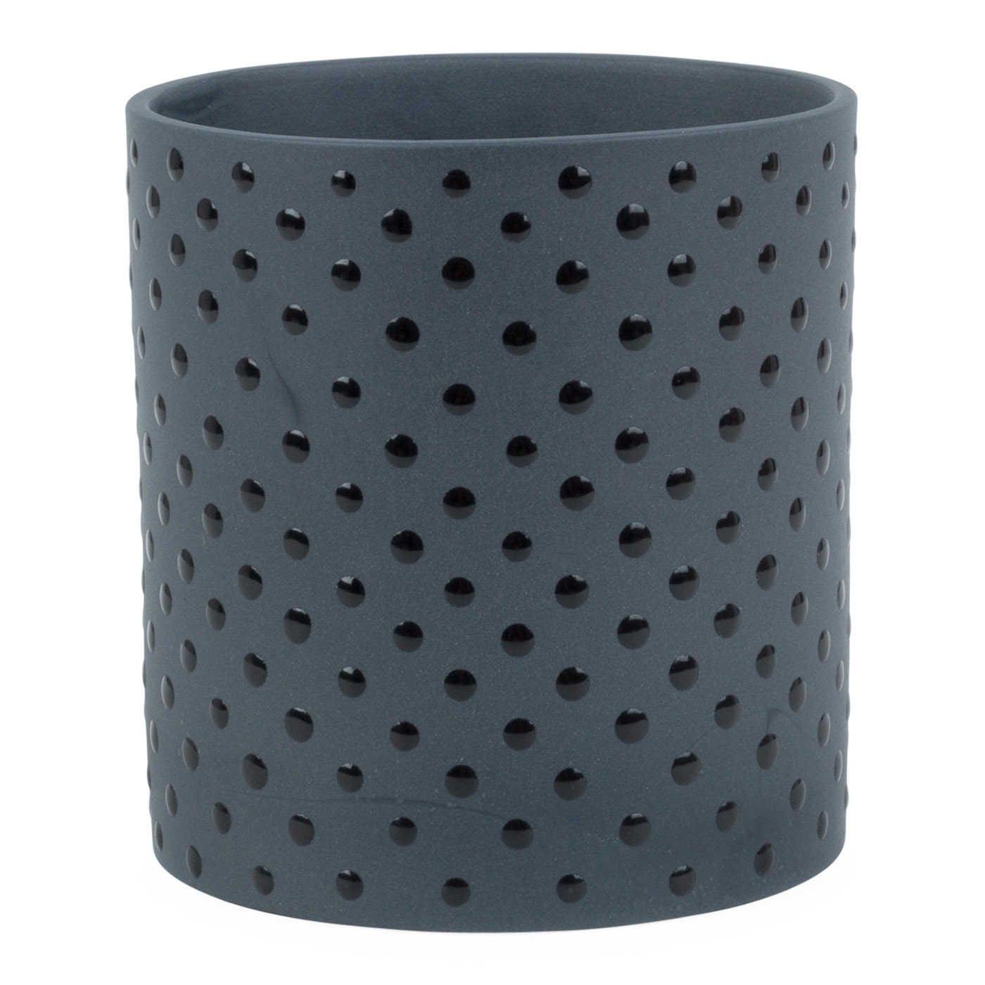 Spots Jar Black