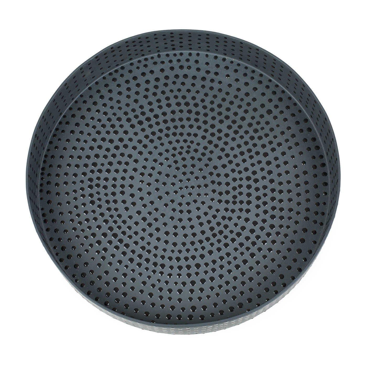 Spots Fruit Bowl Black Extra Large