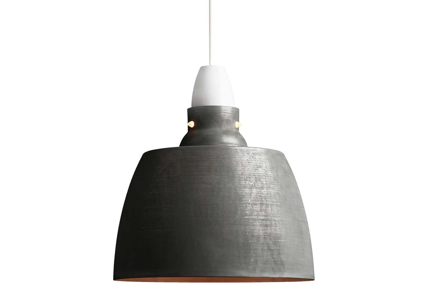Hang On Honey Pendant Oxidized Aluminium