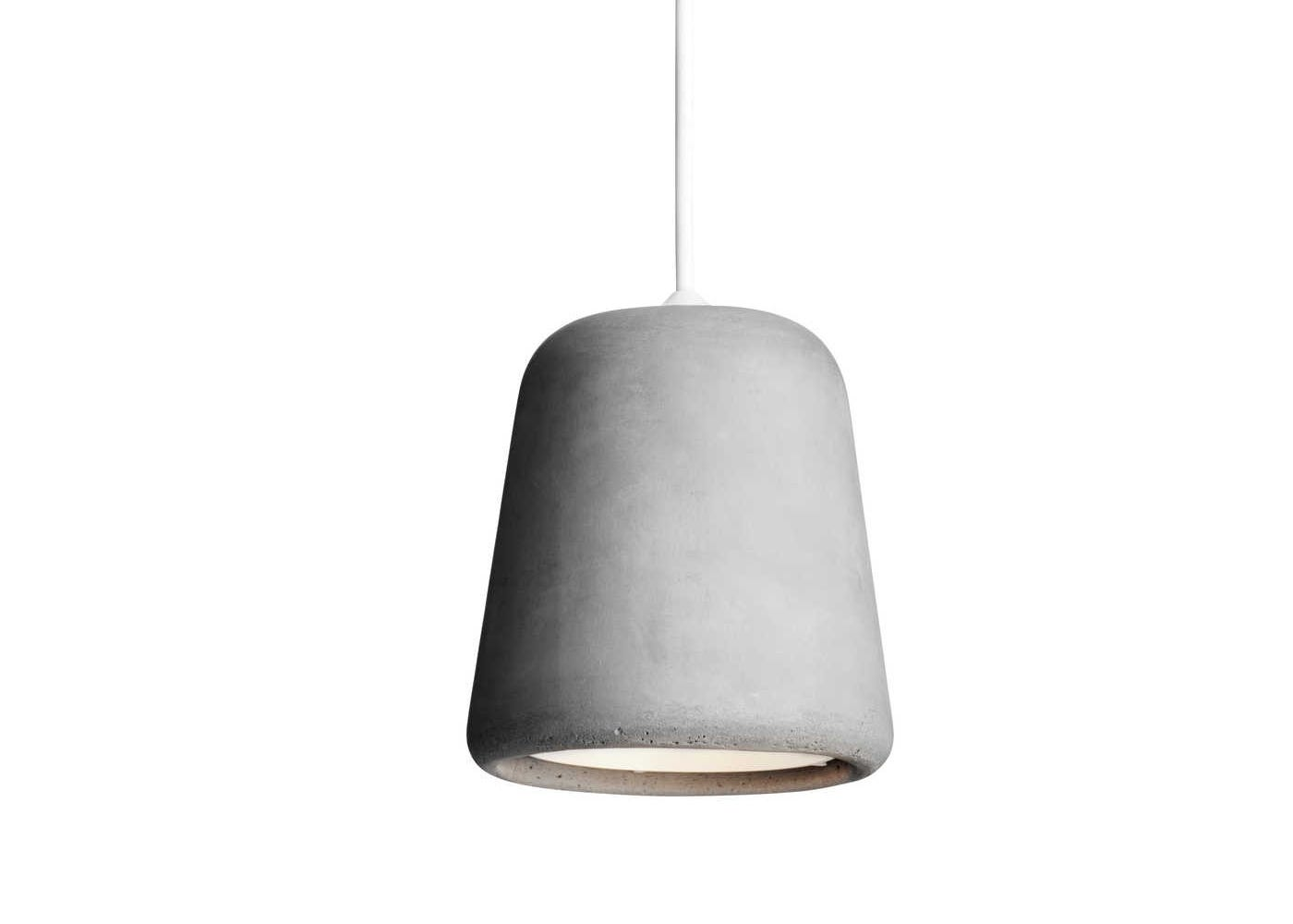 Material Pendant Light Grey