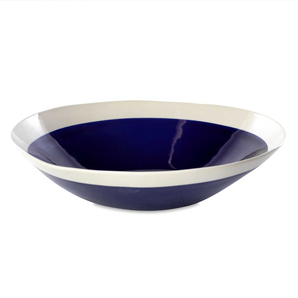 Datia Cobalt Blue Serve Bowl