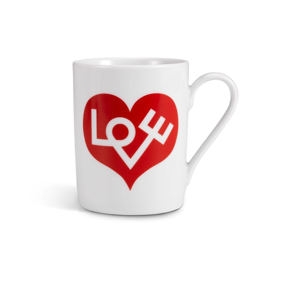 Coffee Mug Love Heart