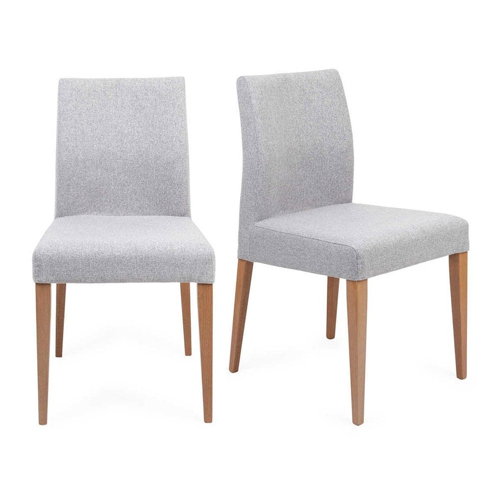 Hudson Pair Of Dining Chairs