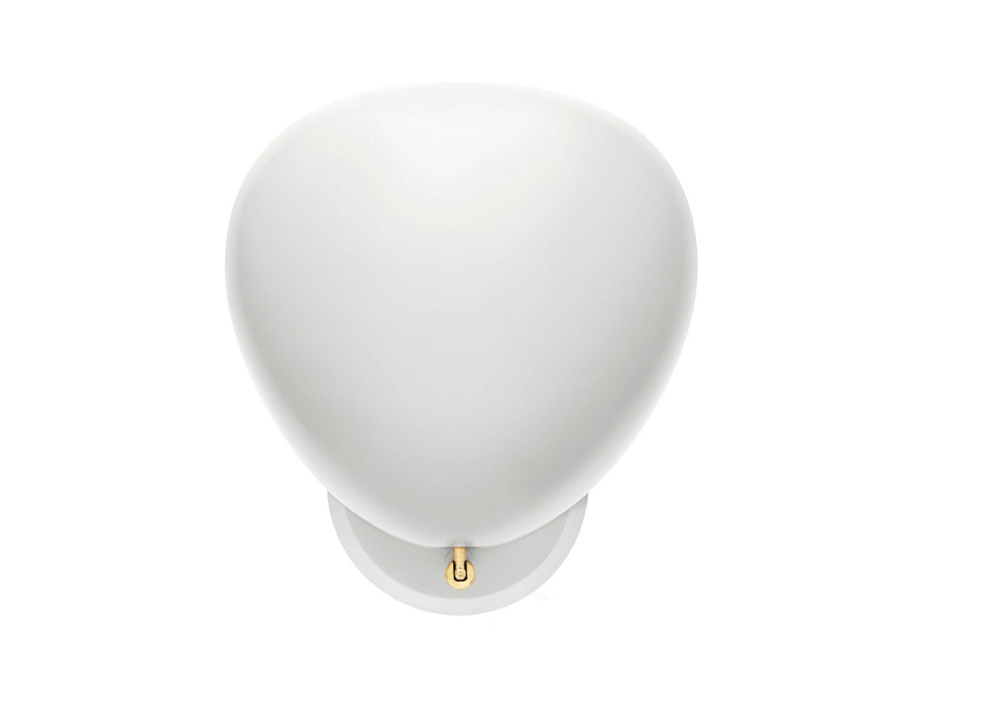 Cobra wall light in white.