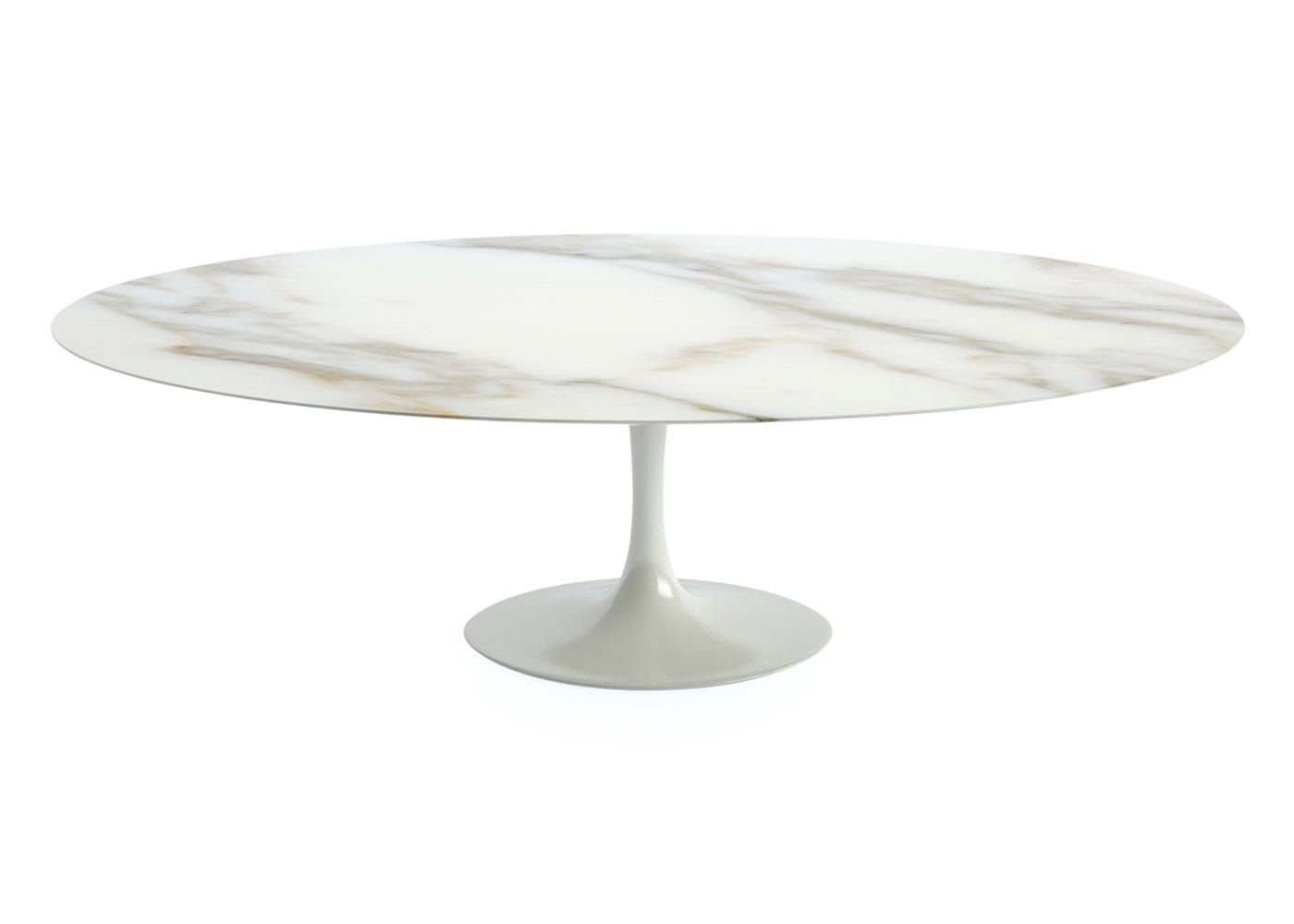 Saarinen Tulip Oval Dining Table Knoll Heal S
