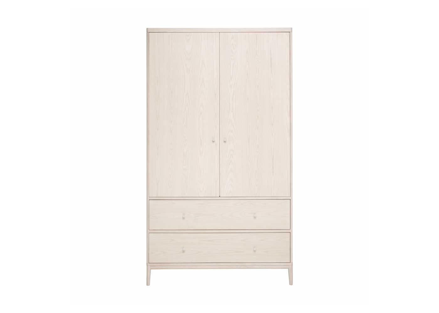 Salina 2 door wardrobe