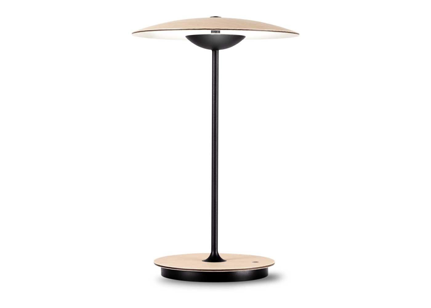 Ginger table lamp oak medium
