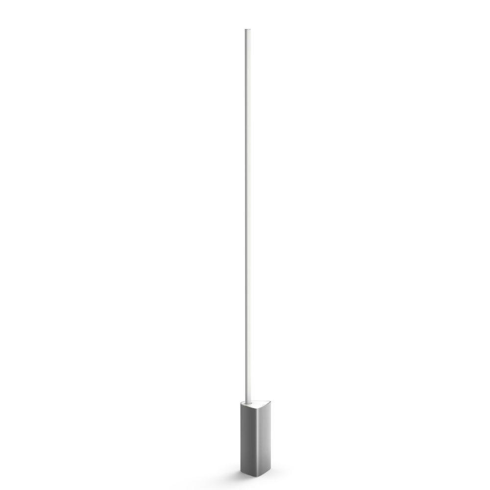 Signe Hue Floor Lamp Aluminium