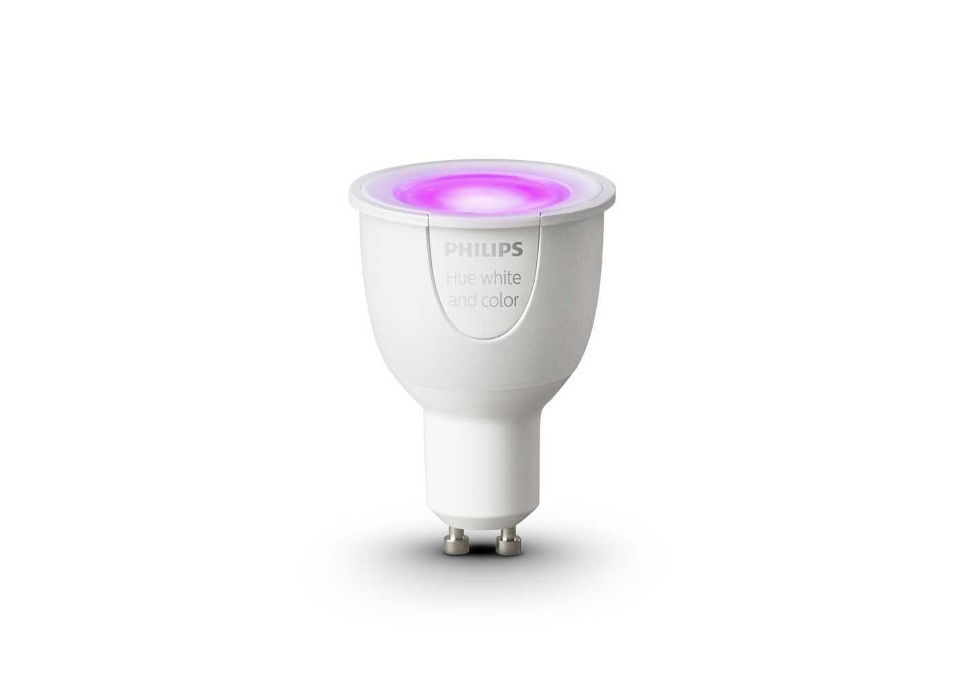 GU10 Single bulb