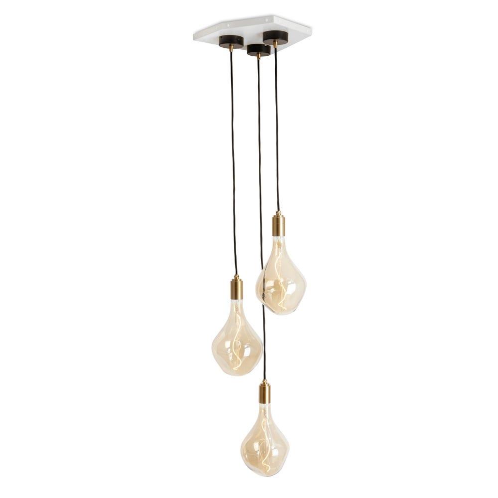 Voronoi II 3 Bulb Cluster
