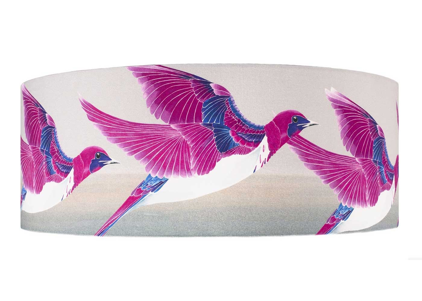 Violet backed starling lampshade extra large