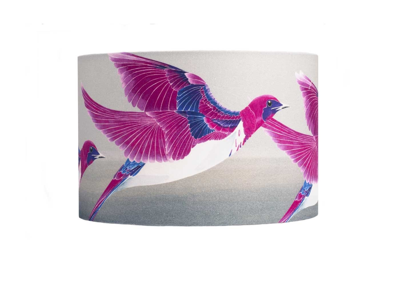 Violet backed starling lampshade large