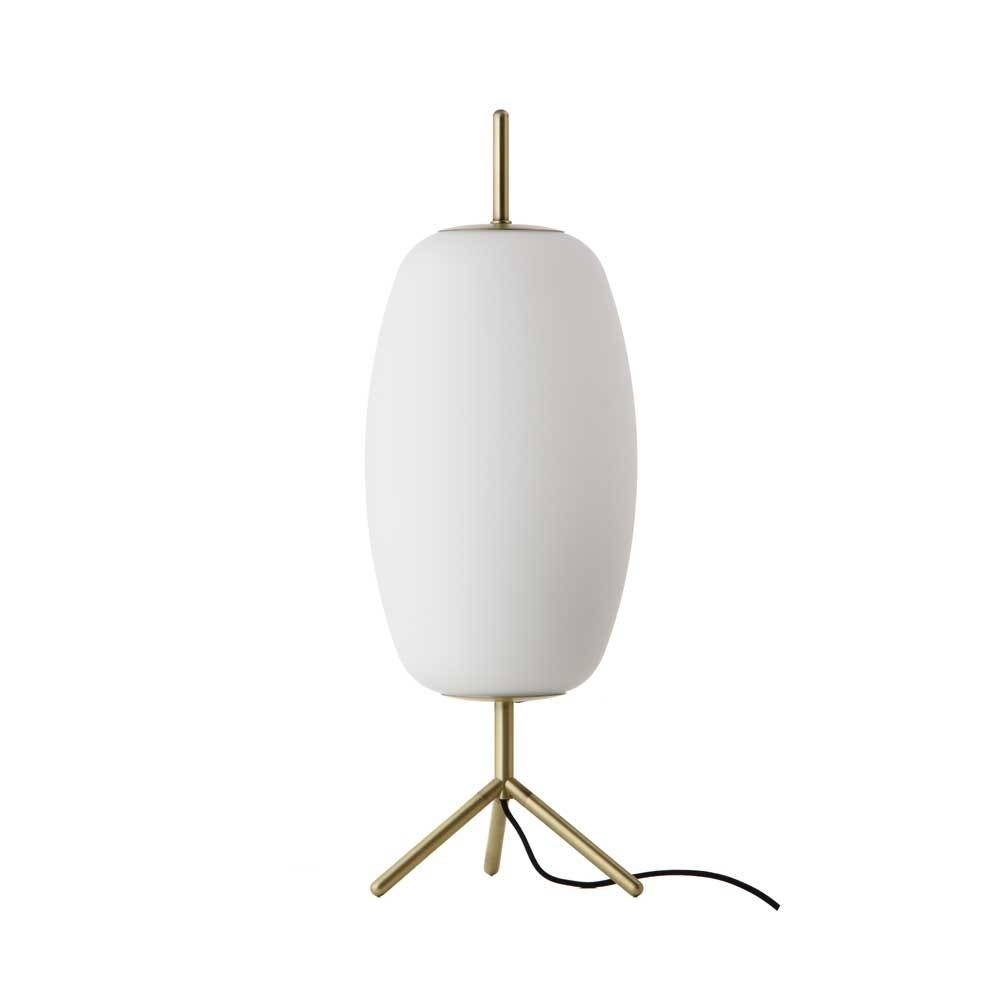 Silk Table Lamp Opal