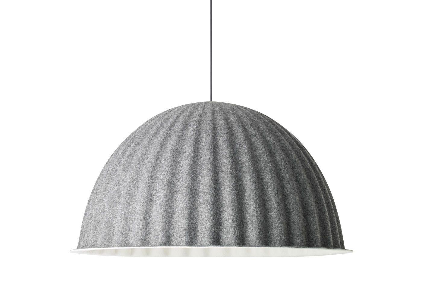Under The Bell Pendant Light Grey Dia 82cm