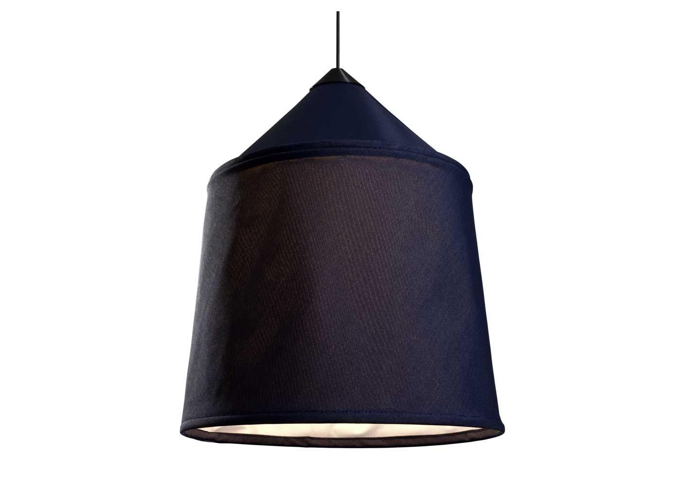 Jaima pendant large blue