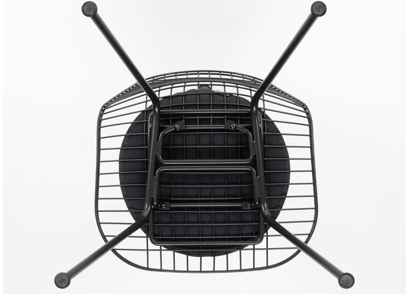 Eames wire chair base